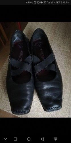 Sally O'Hara Comfortabele sandalen zwart