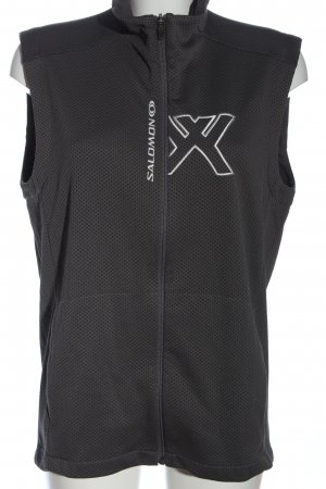 Salomon Sports Vests light grey-white casual look