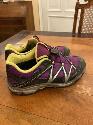 Salomon Trekking Wander Schuhe Gr 38