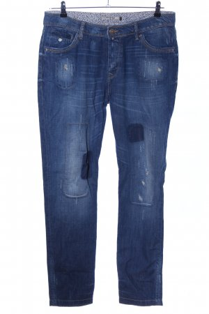 Salsa Low Rise Jeans blue casual look