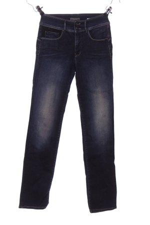 Salsa Stretch Jeans blau Casual-Look