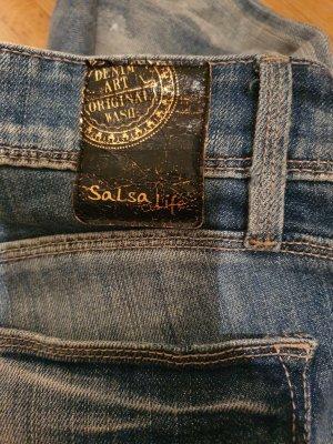 Salsa Jeans Jeans bootcut bleu foncé