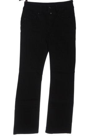 Salsa Jeans Jeansschlaghose schwarz Casual-Look