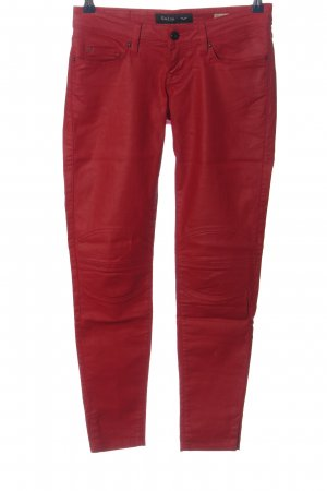 Salsa Jeans Skinny Jeans rot Casual-Look