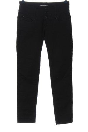 Salsa Jeans Skinny Jeans schwarz Casual-Look