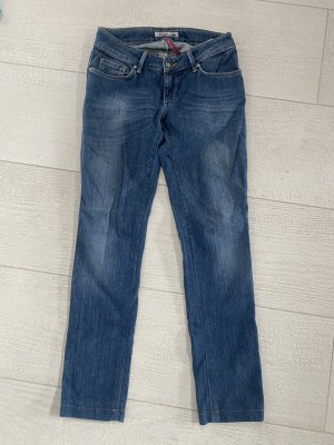 Salsa Jeans W28 L32 blau Skinny Stretch