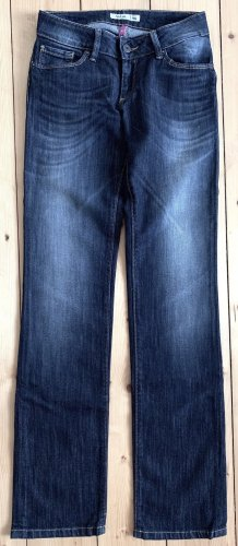 Salsa Jeans Wonder Push Up, NEU! W 28 L 34 Slim fit, Denim in dunkelblau