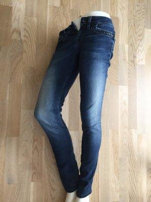 Salsa Jeans svasati blu