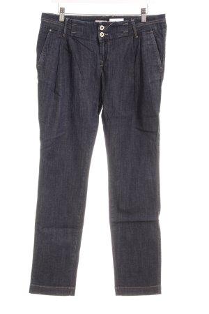 Salsa Slim Jeans dunkelblau Casual-Look