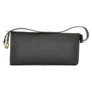 Salvatore ferragamo Shoulder Bag black leather
