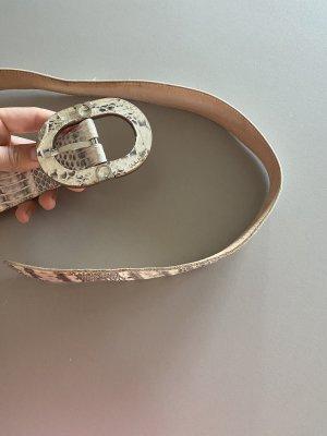 Salvatore ferragamo Leather Belt multicolored