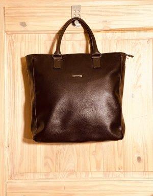 Salvatore Ferragamo Handtasche Leder, klassisch