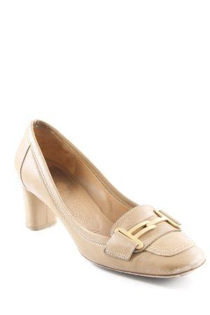 Salvatore ferragamo High Heels beige Elegant
