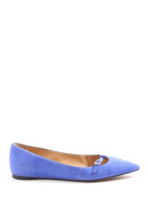 Salvatore ferragamo Klassische Ballerinas blau Casual-Look