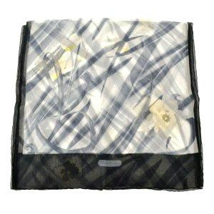 Salvatore ferragamo Knitted Scarf black silk