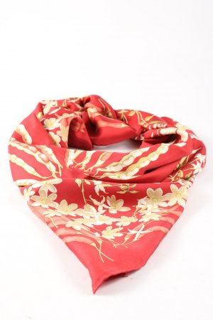 Salvatore ferragamo Silk Cloth flower pattern casual look