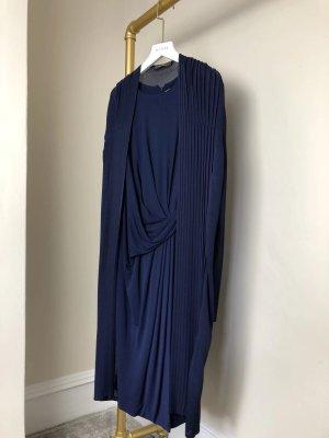 Salvatore ferragamo Cardigan in maglia blu scuro Viscosa