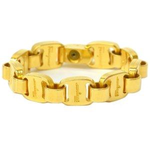 Salvatore ferragamo Arm Decoration gold-colored