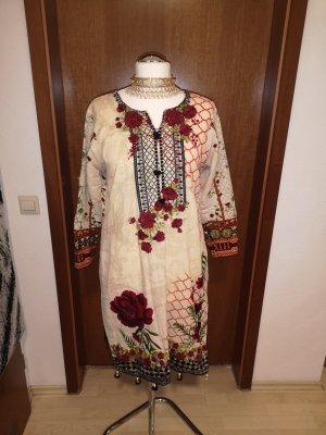 Sukienka dresowa piaskowy brąz