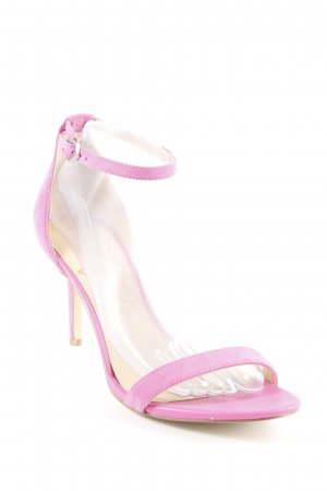 Sam edelman Riemchen-Sandaletten magenta Elegant