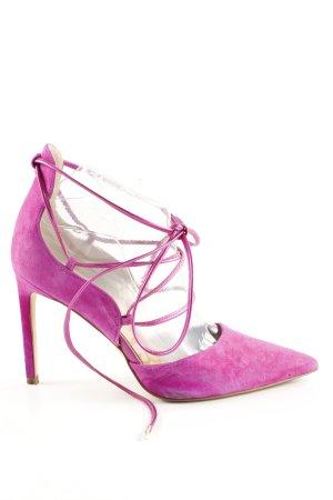 Sam edelman Riemchenpumps pink Elegant