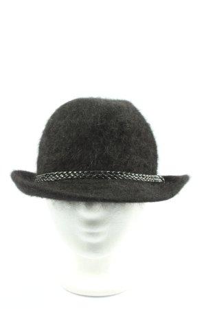 Samaya Felt Hat black-light grey elegant