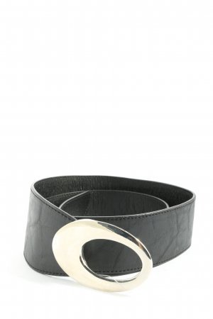 Samaya Belt Buckle black casual look