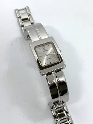 Festina Watch With Metal Strap silver-colored