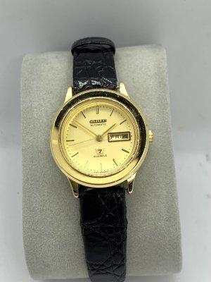 Citizen Automatisch horloge goud-zwart