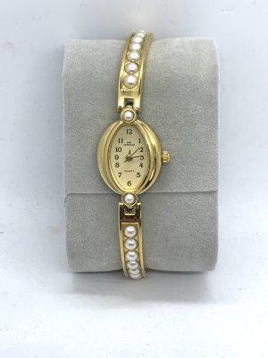 Amy Vermont Orologio con cinturino di metallo oro-bianco