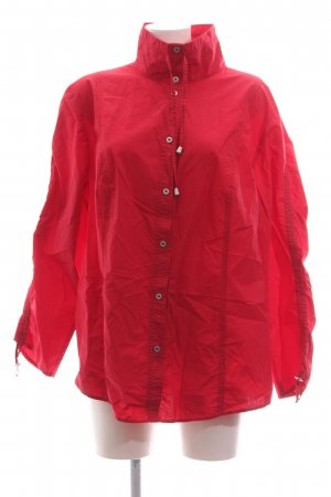 Samoon by Gerry Weber Blusenjacke rot Casual-Look