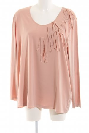 Samoon by Gerry Weber Langarm-Bluse nude Business-Look