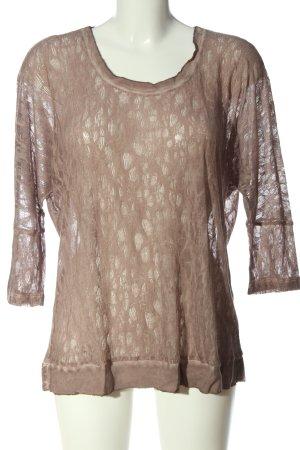 Samoon by Gerry Weber Oversized Shirt bronzefarben Casual-Look