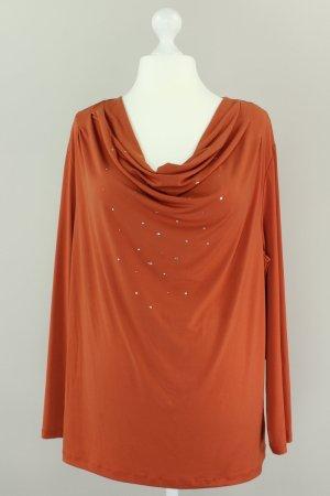Samoon by Gerry Weber Shirt orange Größe XL 1710460050497
