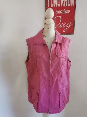 Samoon collection Sports Vests multicolored