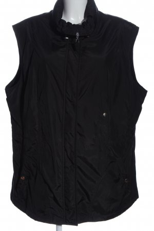 Samoon Sports Vests black casual look
