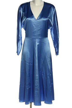 Samsøe & samsøe Blusenkleid blau Casual-Look