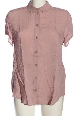 Samsøe & samsøe Hemd-Bluse pink Casual-Look