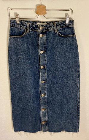 Samsøe & samsøe Gonna di jeans multicolore Cotone