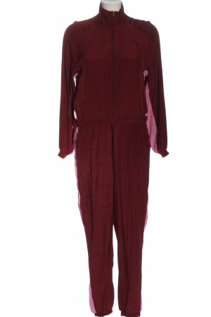 Samsøe & samsøe Langer Jumpsuit rosso stile casual