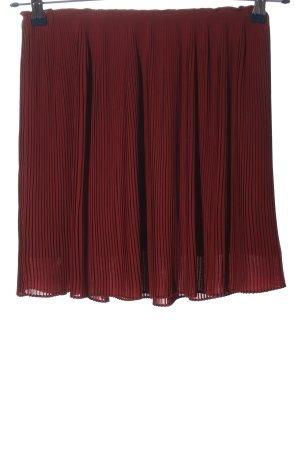 Samsøe & samsøe Minigonna rosso stile casual
