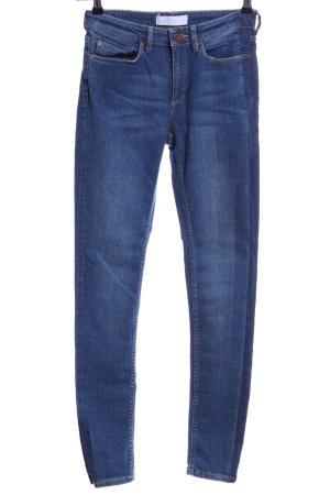 Samsøe & samsøe Slim Jeans blau Casual-Look