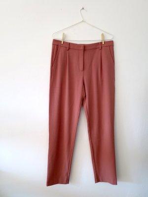 Samsøe & samsøe Pantalon taille basse or rose