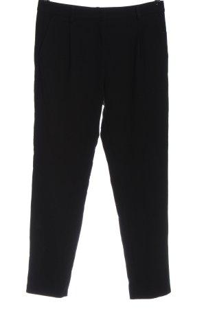 Samsøe & samsøe Pantalone jersey nero elegante