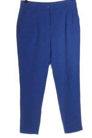 Samsøe & samsøe Pantalone jersey blu stile casual