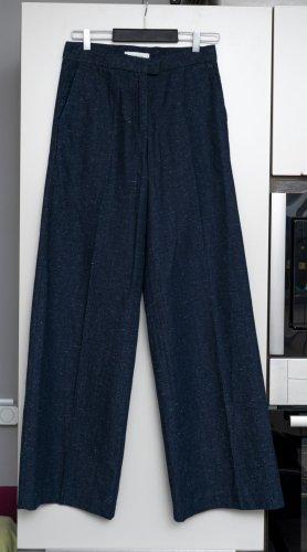 Samsøe & samsøe Culottes dark blue cotton
