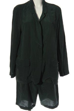 Samsøe & samsøe Twin set in maglia verde stile professionale