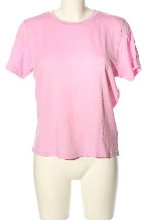 Samsøe & samsøe T-Shirt pink Casual-Look