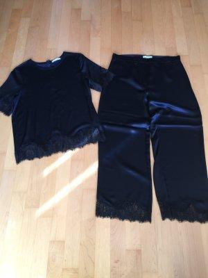 Samsøe & samsøe Trouser Suit dark blue-black