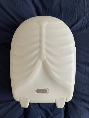 Samsonite Maleta blanco